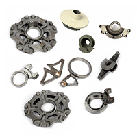 Fully Machined Ferrous Sand Castings (Various Grades)